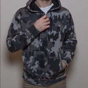 Men's Camo hoodie